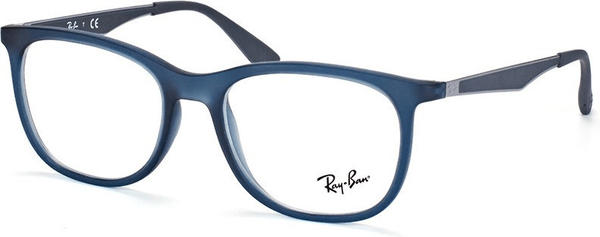 Ray-Ban RX7078 5679 (transparent/blue)