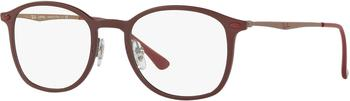 Ray-Ban Light Ray RX7051 5689 (matte bordo')