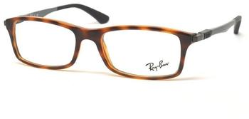 Ray-Ban RX7017 5687 (red havana)