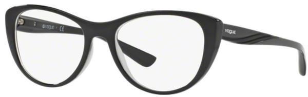 Vogue VO5102 2385 (top black/grey transparent)