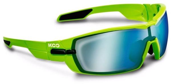 Kask KOO Open (green/super blue + clear)