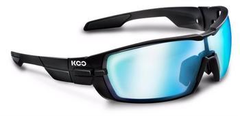 Kask KOO Open (black matte/super blue + clear)