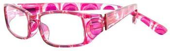 Lensspirit Lesebrille Micro +3.00 DPT rosa