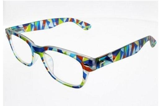 I NEED YOU Lesebrille Woody Crazy +2.00 DPT camouflage bunt