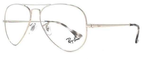 Ray-Ban Aviator RX6489 2501 (silver)