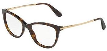 Dolce & Gabbana DG3258 502 (havana)