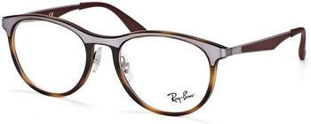 Ray-Ban RX7116 8016 (matte havana)