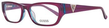Guess Brille GU2387 O64 54 | GU 2387 PURBL 54