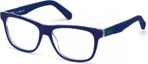 Just Cavalli JC0643 090 (shiny blue)