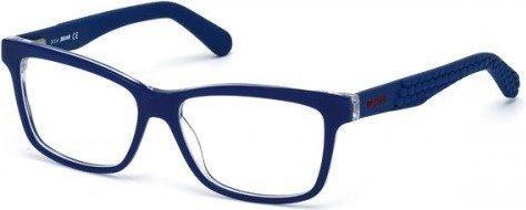 Just Cavalli JC0642 090 (shiny blue)