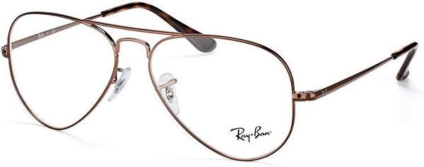 Ray-Ban RX6489 2531 (light brown)