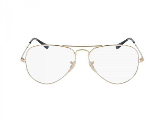 Ray-Ban Aviator RX6489 2500 (gold)