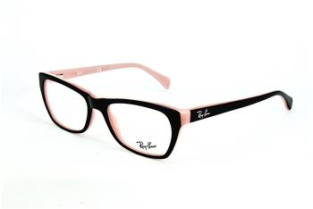 Ray-Ban RX5298 5024 (top black on pink)