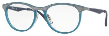 Ray-Ban RX7116 8017 (blue/gunmetal)