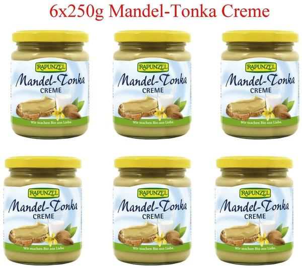 Rapunzel Mandel-Tonka Creme (250 g)