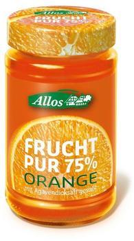 allos-frucht-pur-orange-250-g
