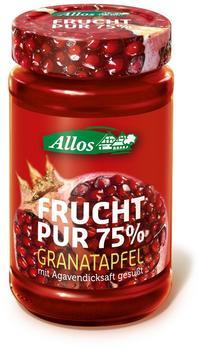 allos-frucht-pur-granatapfel-250-g