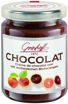 Grashoff Creme de chocolat noir mit Blutorange (250 g)
