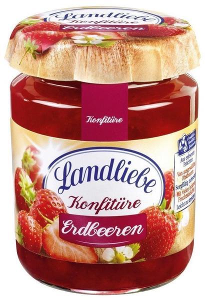 Landliebe Konfitüre Extra Erdbeeren (200 g)