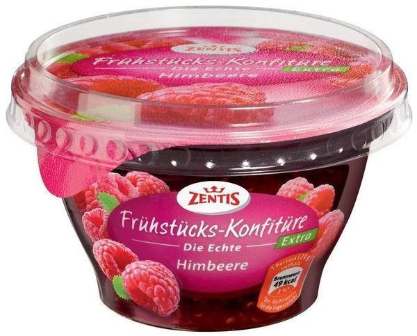 Zentis Frühstücks-Konfitüre Himbeere (200 g)