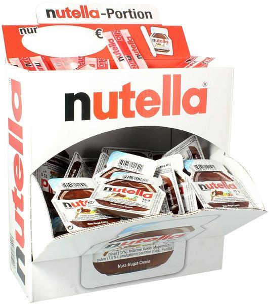 Ferrero Nutella Portionspackungen (40x15g)