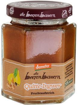 Beerenbauern Quitte-Ingwer (200 g)