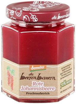Beerenbauern Johannisbeere rot (200 g)