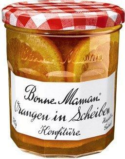 Bonne Maman Orangen in Scheiben (370 g)