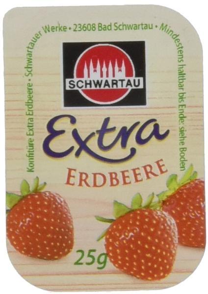Schwartau Extra Erdbeer Minis (100x25g)