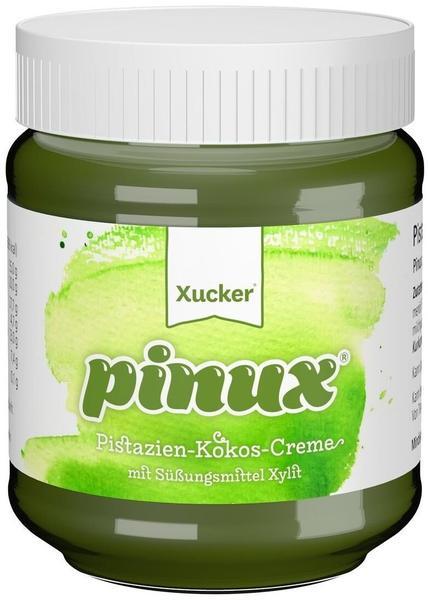Xucker pinux Pistazien Kokos Creme mit Xylit (200g)