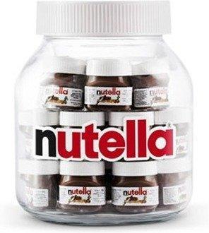 Ferrero Nutella Big Jar XXL Minigläser (21x30g)