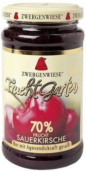 Zwergenwiese FruchtGarten Sauerkirsche (225g)