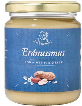 Eisblümerl Erdnussmus grob mit Steinsalz (250g)