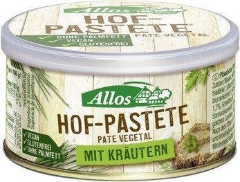 Allos Hof-Pastete Kräuter (125g)