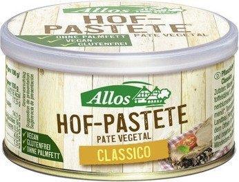 Allos Hof-Pastete Classico (125g)