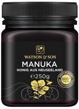 Watson & Son Manuka Honig MGO 800+ (250g)