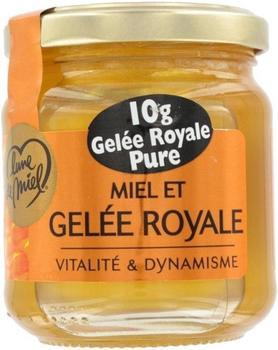 Famille Michaud Miel et Gelée Royale (250g)