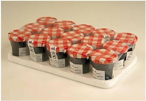 Bonne Maman Portions-Konfitüre Heidelbeer (15 x 30 g)