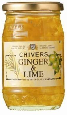 Chivers Ginger & Lime (340 g)