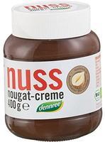 Dennree Nuss-Nougat-Creme (400 g)