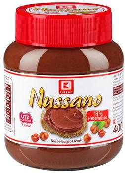 K-Classic Nussano Nuss-Nougat-Creme