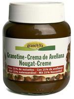 GranoVita Hasel-Nougat-Creme (400 g)