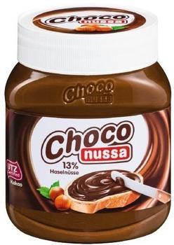 Choco Nussa Nuss-Nougat-Creme