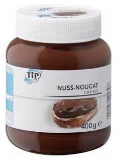 Tip Nuss-Nougat-Creme