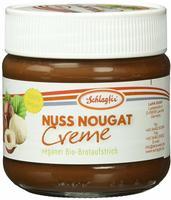 Schlagfix Nuss Nougat Creme Bio