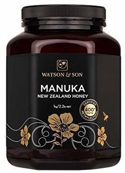 Manuka Health Manuka-Honig MGO 400+ (250g)