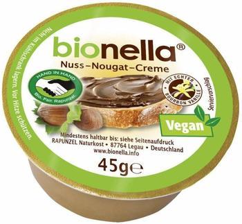 Rapunzel Bionella Bio Nuss-Nougat-Creme 45g