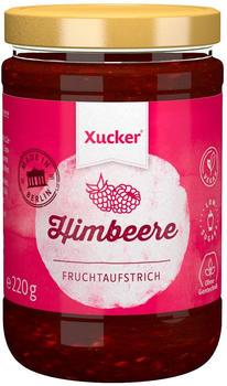 Xucker Fruchtaufstrich Erdbeere 220g
