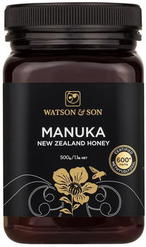 Watson & Son Manuka-Honig MGO 600+ (500g)