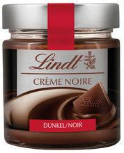 Lindt Kakaocreme Crème Noir (220g)